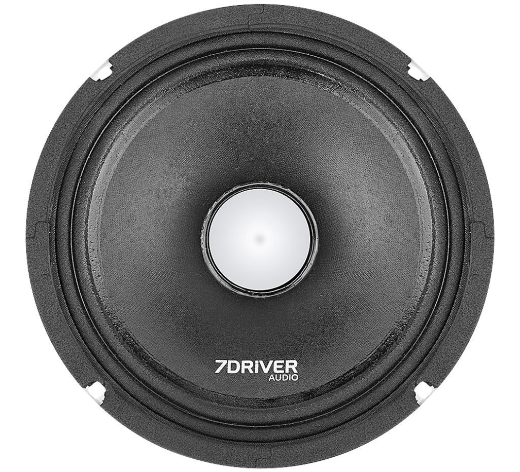 "Alto Falante Woofer 7Driver 6"" FR 400S 200W Rms 4 Ohms"