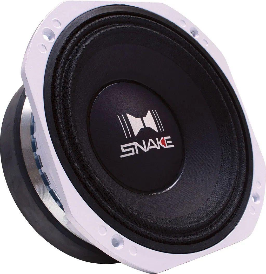 "Alto Falante Woofer Snake Pro 8"" ESX 608 300W Rms 8 Ohms"