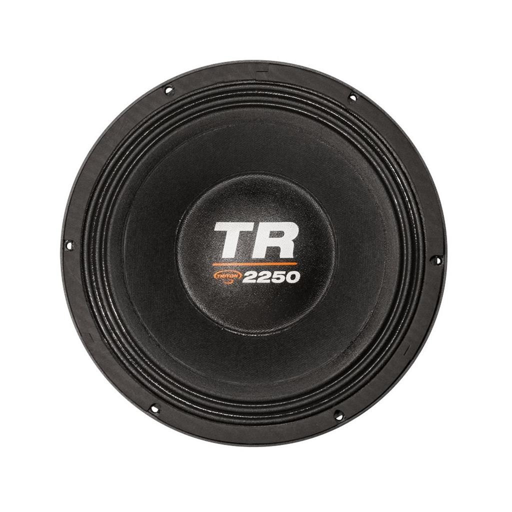 "Alto Falante Woofer Triton 12"" TR 2250 2250W Rms 4 Ohms"