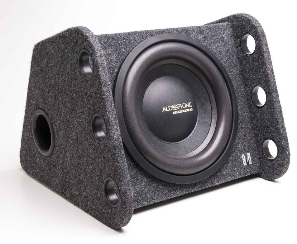 "Caixa Amplificada Ativa Mono Audiophonic 12"" Sensation Bas 12 3.0 250W Rms"
