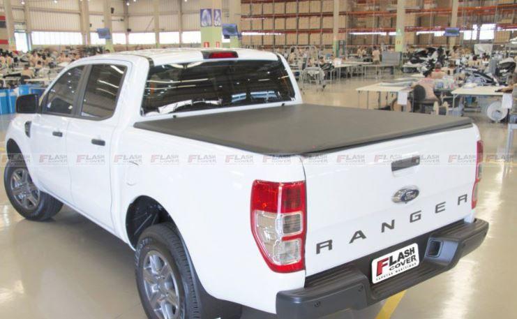 Capota Marítima Ford Ranger Cabine Dupla 2012 2013 2014 2015 2016 2017 2018 2019 2020