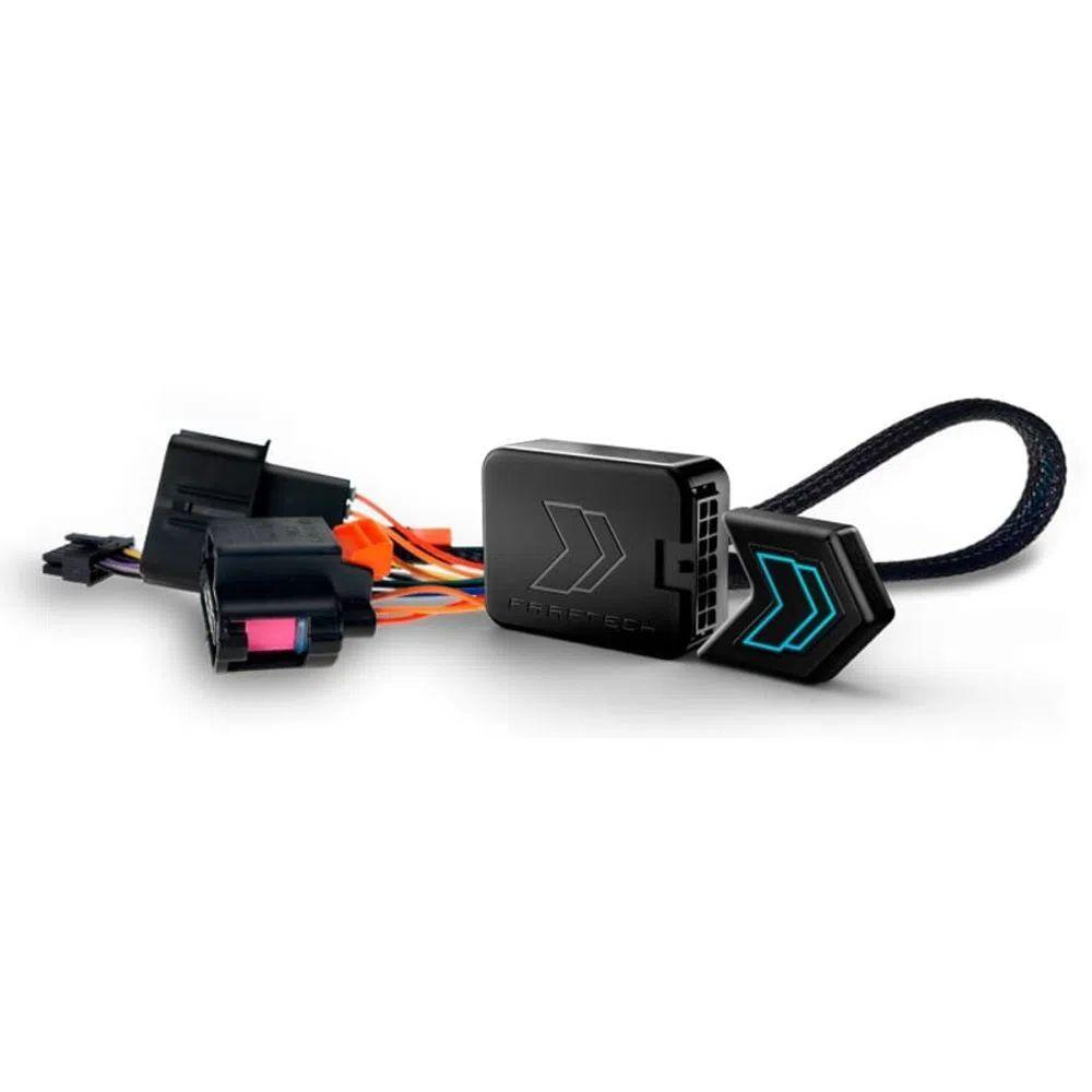 Acelerador Pedal Shiftpower Faaftech 4.0 Plug Play Bluetooth FT-SP07+