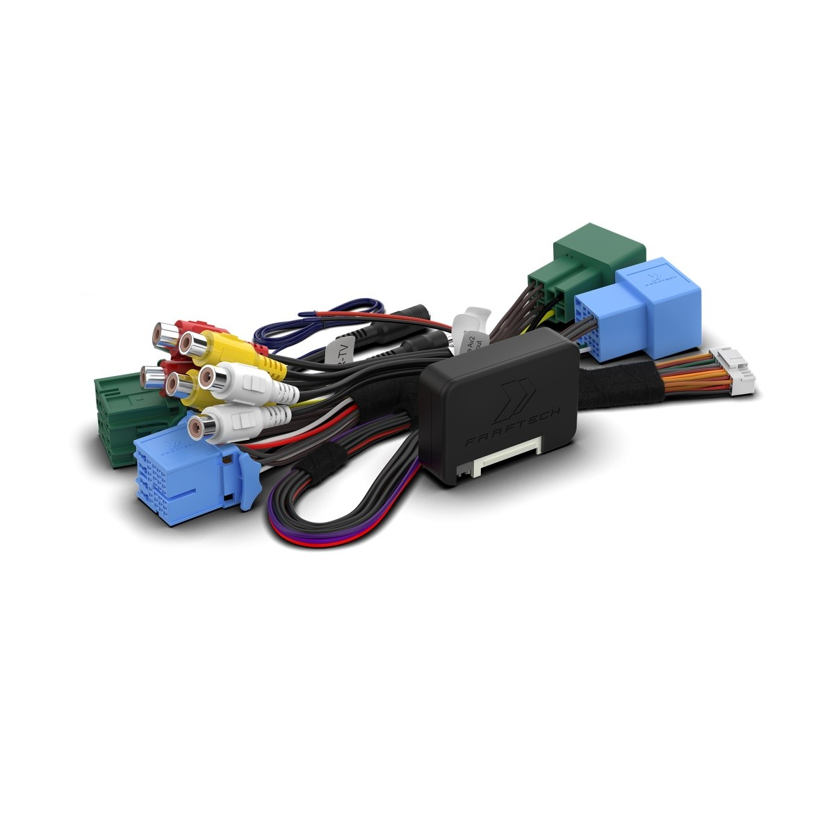 "Desbloqueio de Multimídia Faaftech FT-VF-UC4 para Fiat Strada 2021 e Toro 2021 Uconnect de 7"""