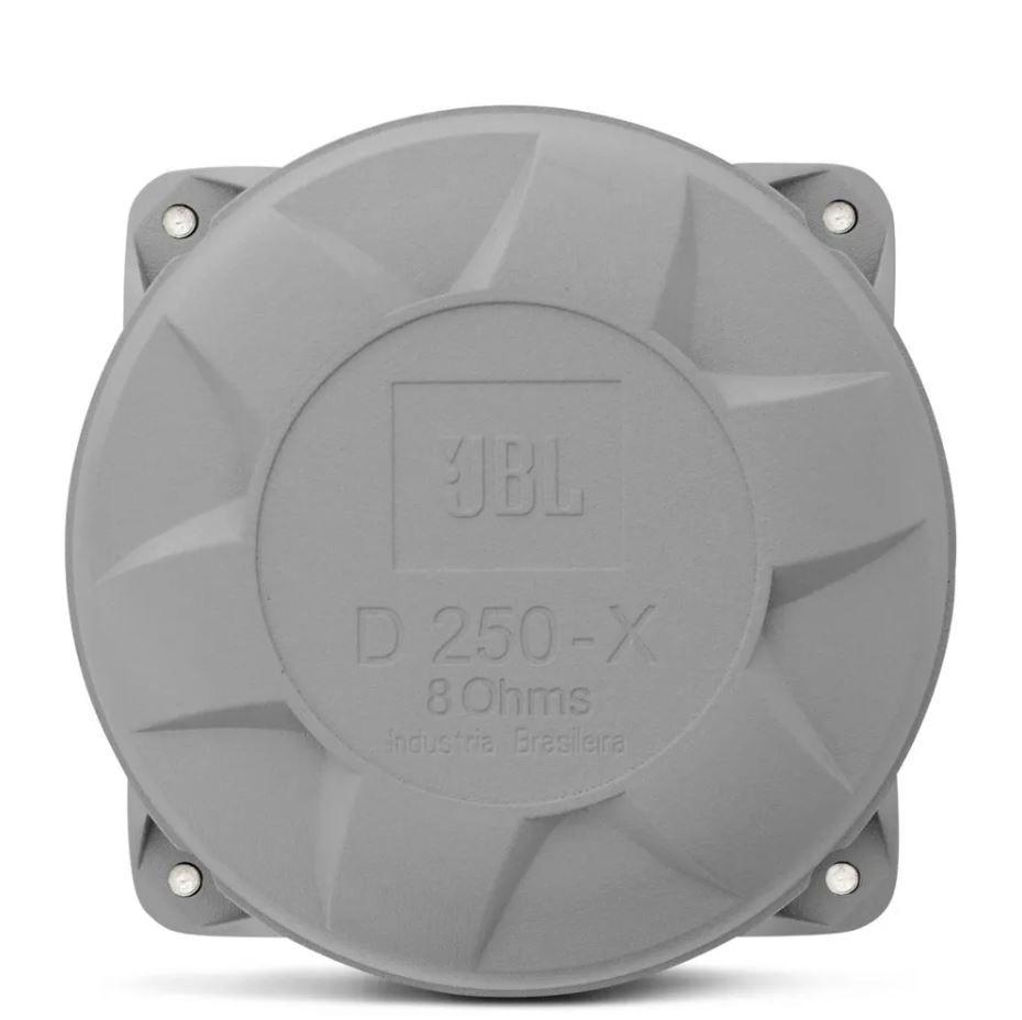 "Driver Fenólico JBL D250X 100W Rms 8 Ohms 1"""