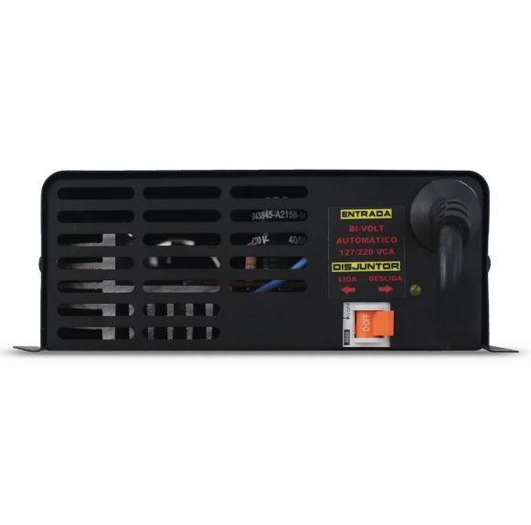 Fonte Carregador Usina Battery Meter 90A Bivolt Smart Cooler