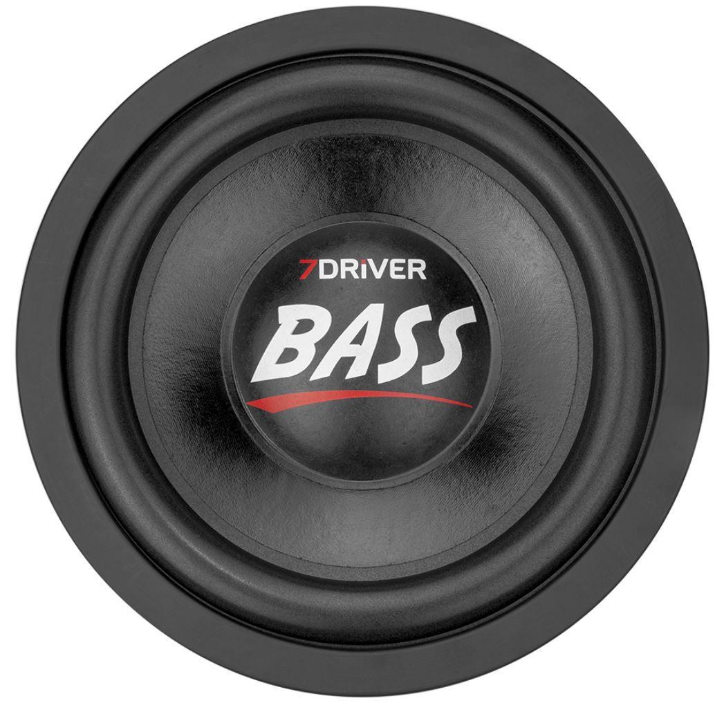 "Kit Reparo para Alto Falante Sub Woofer 7Driver Bass 1K6 12"" 800W Rms 4+4 Ohms"