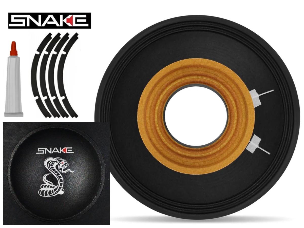 "Kit Reparo para Alto Falante Woofer Snake Cobra Bass 4K 15"" 2000W Rms"