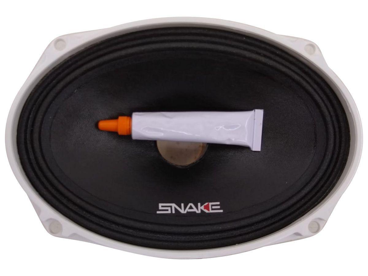 """Kit Reparo para Alto Falante Woofer Snake ESV 220 6X9"""" 220W Rms 4 Ohms"""