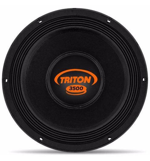 "Kit Reparo para Alto Falante Woofer Triton 12"" TR 3500 3500W Rms 4 Ohms"