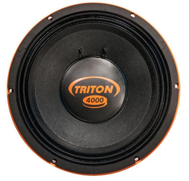 "Kit Reparo para Alto Falante Woofer Triton 12"" TR 4000 4000W Rms 4 Ohms"