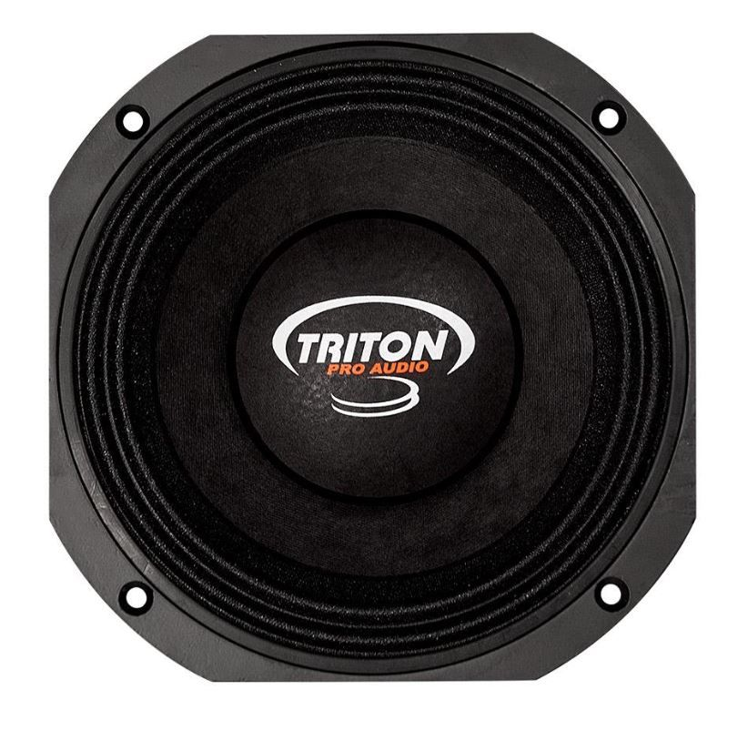 "Kit Reparo para Alto Falante Woofer Triton 8"" Pro Xrl 600 300W Rms 8 Ohms"
