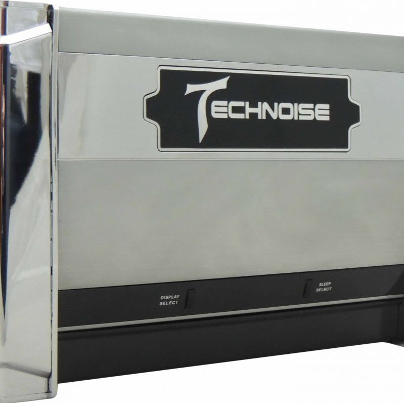 Mega Capacitor 80 Farad Technoise Com Voltímetro e Amperímetro