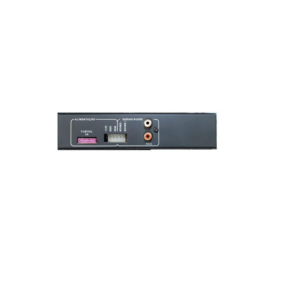 Mixer Stetsom MA1300 MP3 USB AUX Microfone