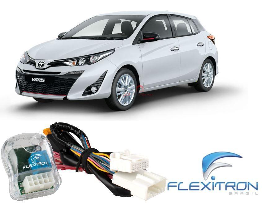Módulo Acendimento automático dos faróis com conexão orignal para Toyota Yaris