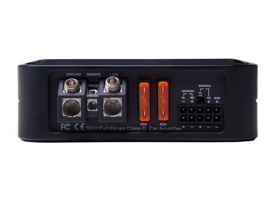 Módulo Amplificador Audiophonic Club 5.1DHP 1020W Rms 5 Canais 4X150W + 1X420W