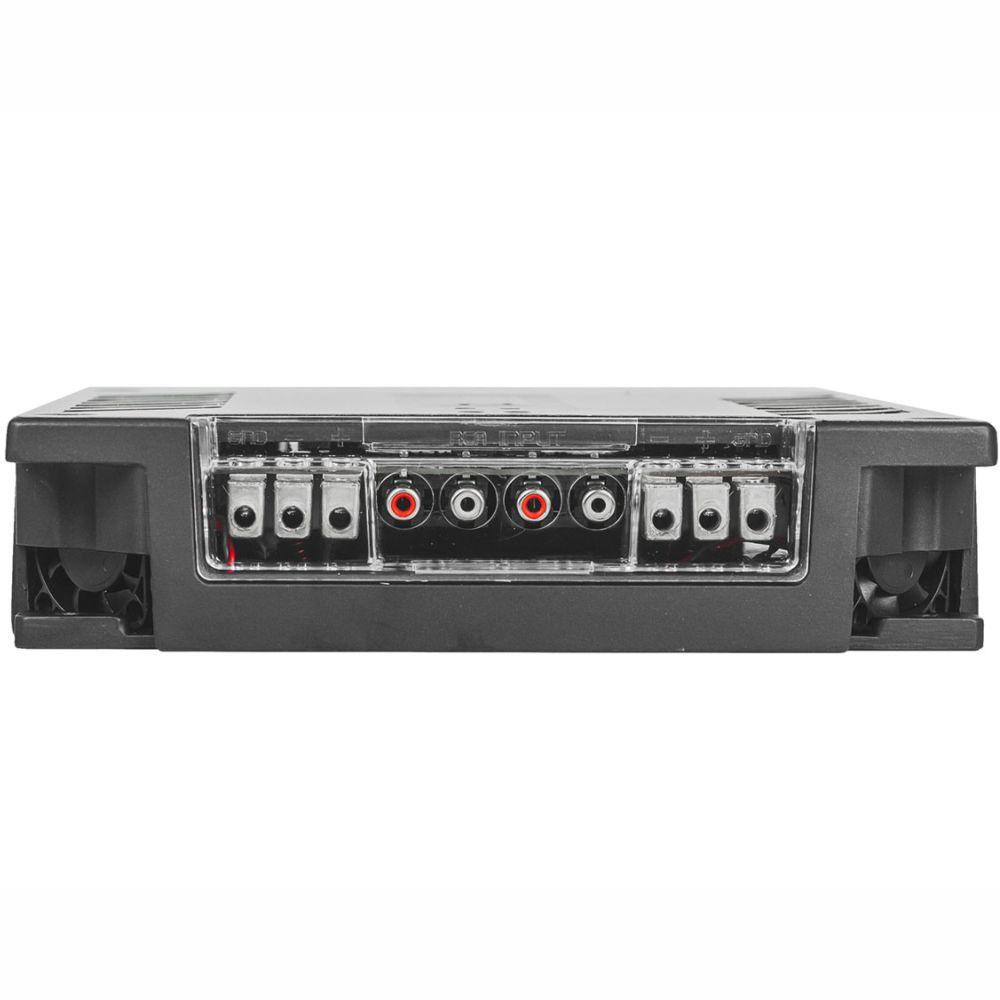 Módulo Amplificador Banda 1200.4 1200W Rms 2 Ohms 4 Canais