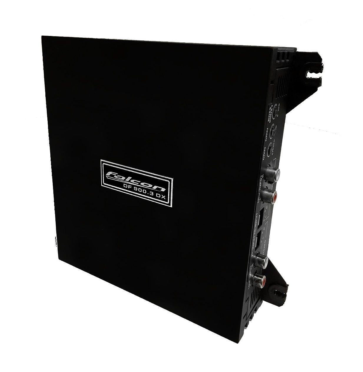Módulo Amplificador Falcon DF900.3DX 900W Rms 2 Ohms 3 Canais