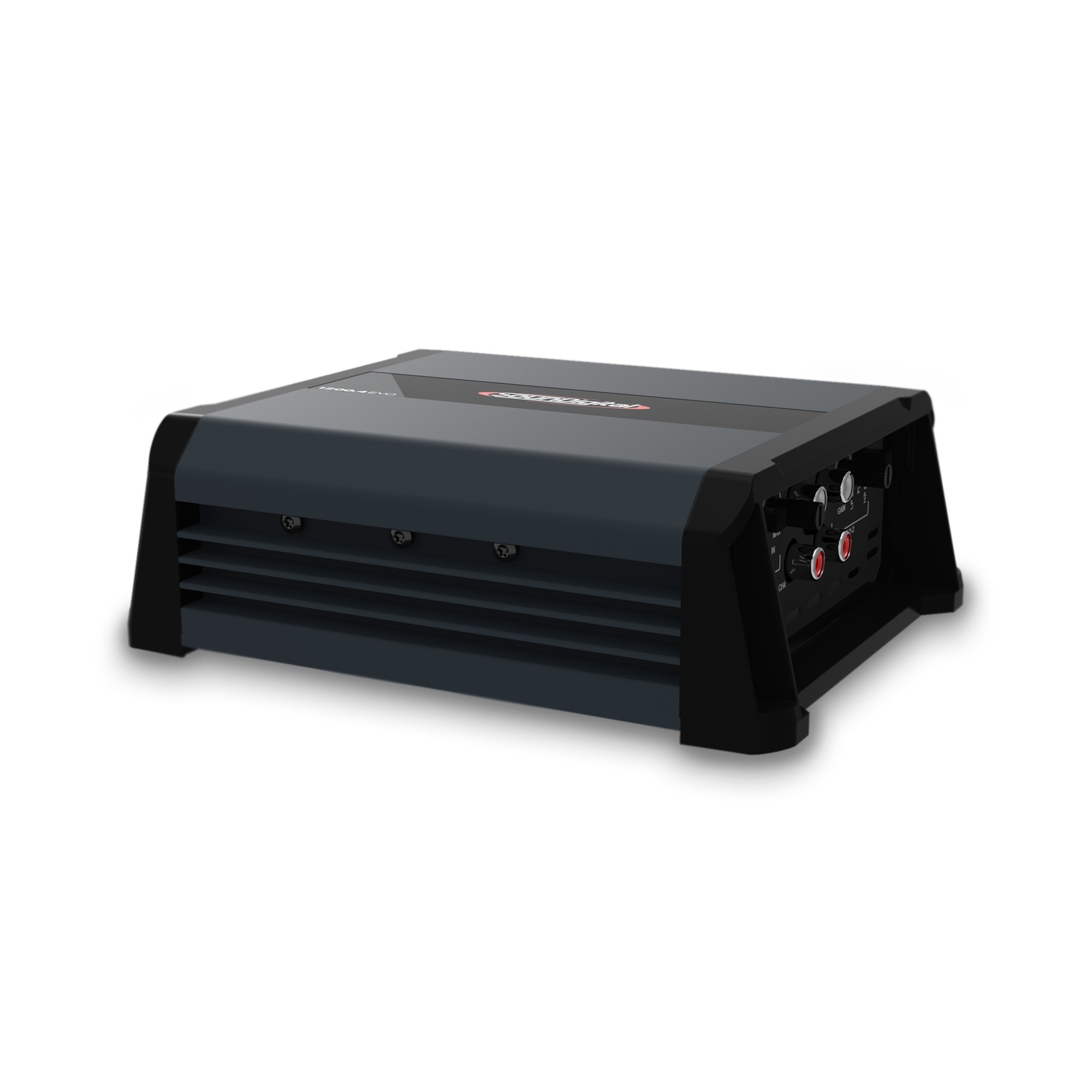 Módulo Amplificador Soundigital SD 1200.4 EVO 4.0 1200W Rms 2 Ohms 4 Canais