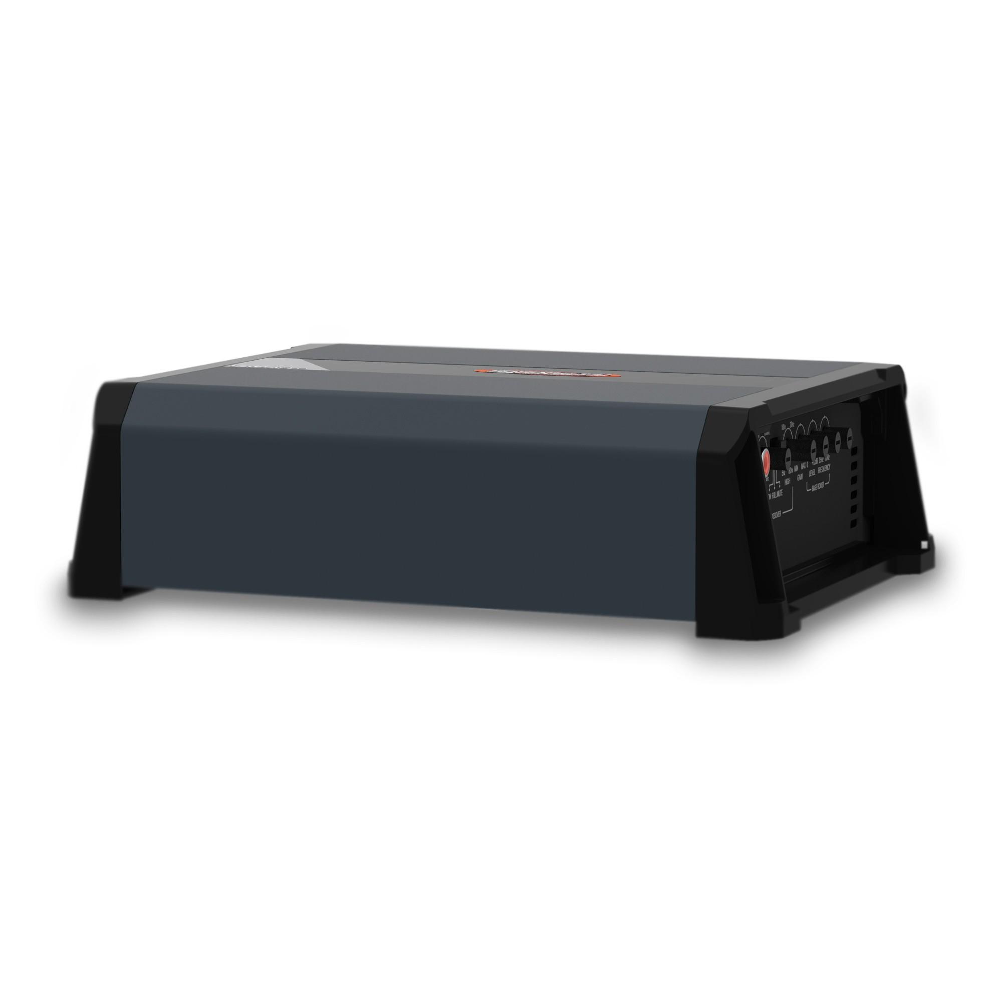 Módulo Amplificador Soundigital SD 1600.1 EVO 4.0 1600W Rms 1 Ohms 1 Canal