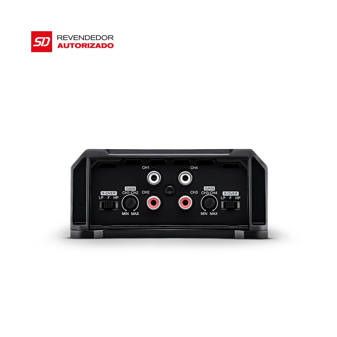 Módulo Amplificador Soundigital SD 400 400.4 EVO 4.0 400W Rms 4 Ohms 4 Canais