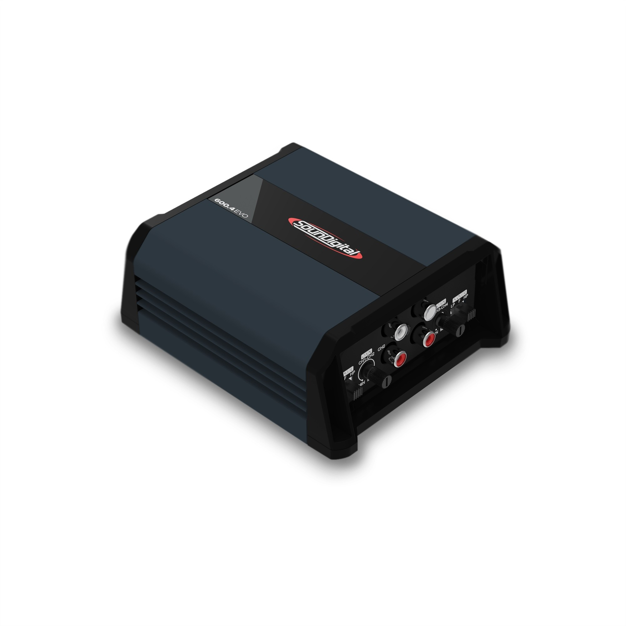 Módulo Amplificador Soundigital SD 600.4 EVO 4.0 600W Rms 4 Ohms 4 Canais