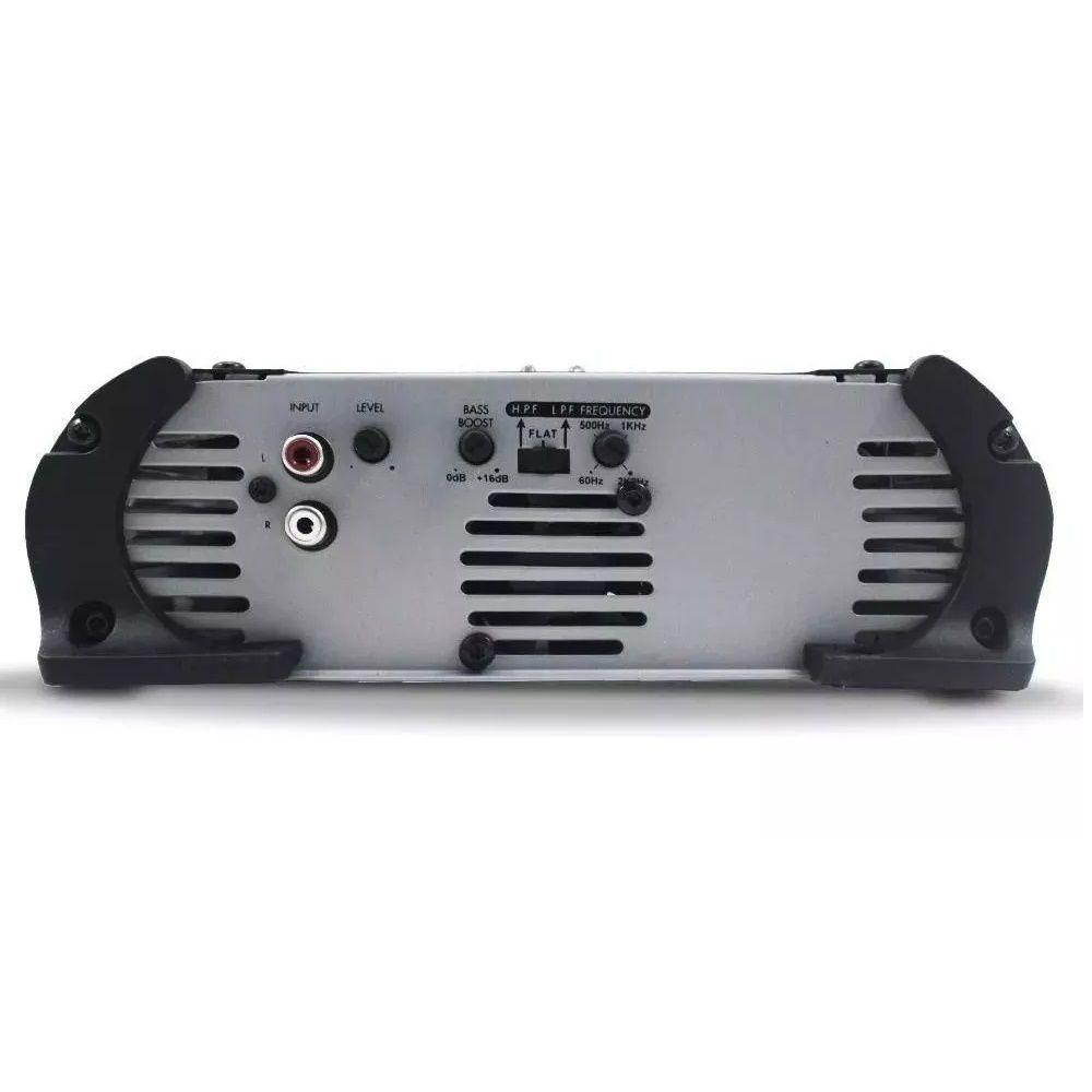 Módulo Amplificador Stetsom HL 1000.2 1000W Rms 2 Ohms 2 Canais