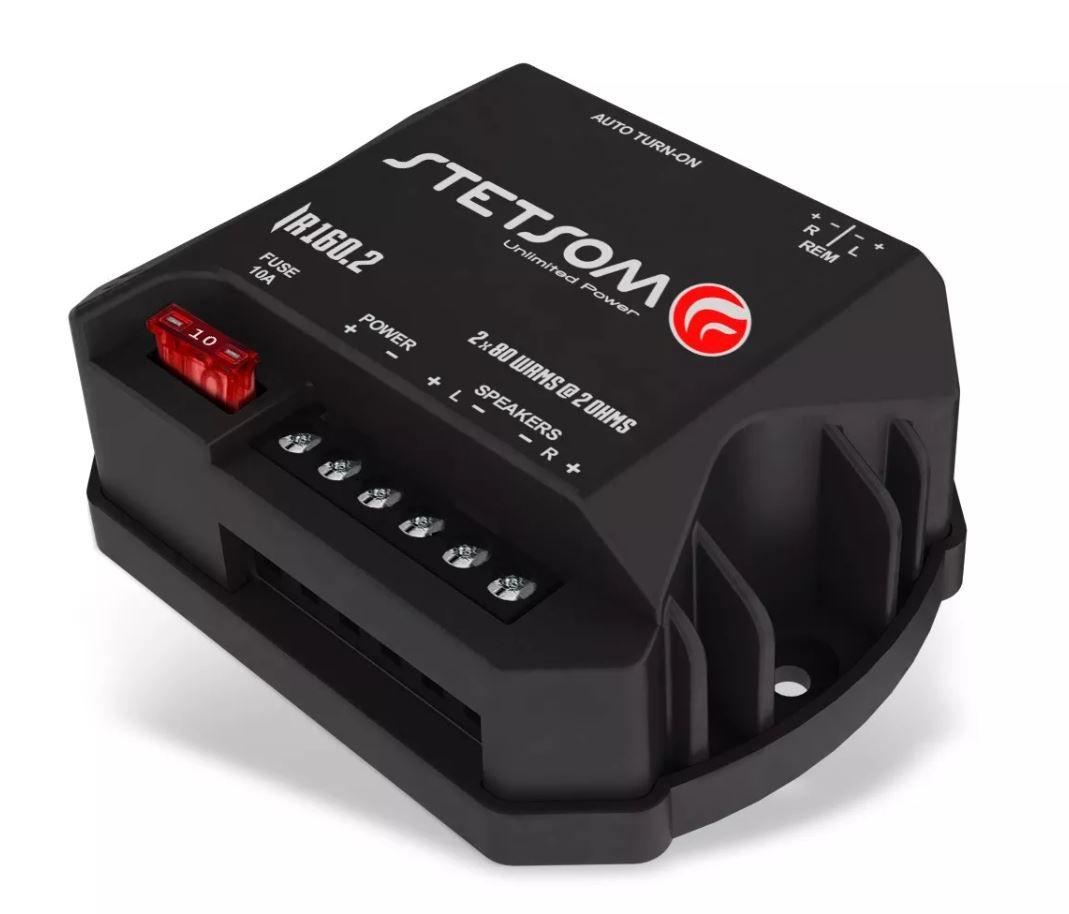 Módulo Amplificador Stetsom IR160.2 160W Rms 2 Ohms