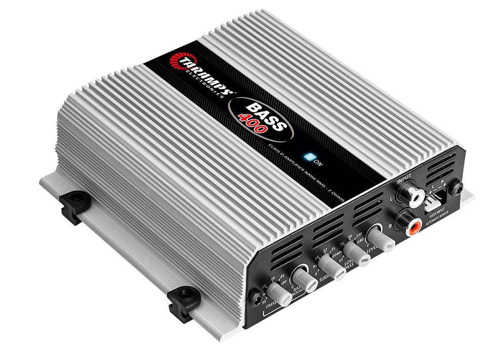 Módulo Amplificador Taramps Bass 400 400W Rms 2 Ohms 1 Canal
