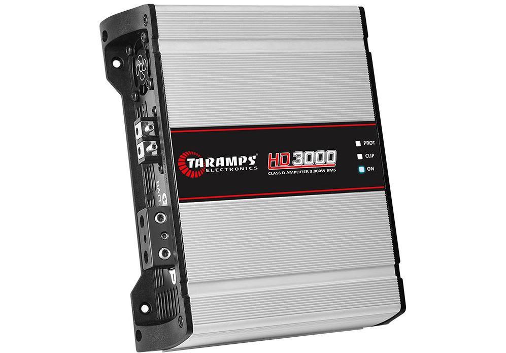 Módulo Amplificador Taramps HD 3000 3000W Rms 2 Ohms 1 Canal