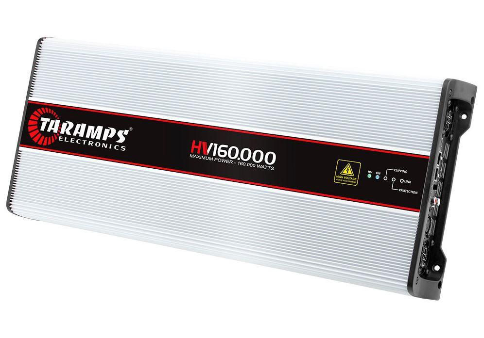 Módulo Amplificador Taramps HV160 160000W Rms 1 Canal