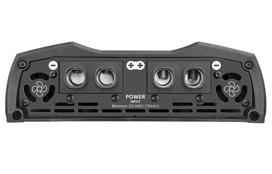 Módulo Amplificador Taramps MD 12000 12000W RMS 0,5 Ohms 1 Canal