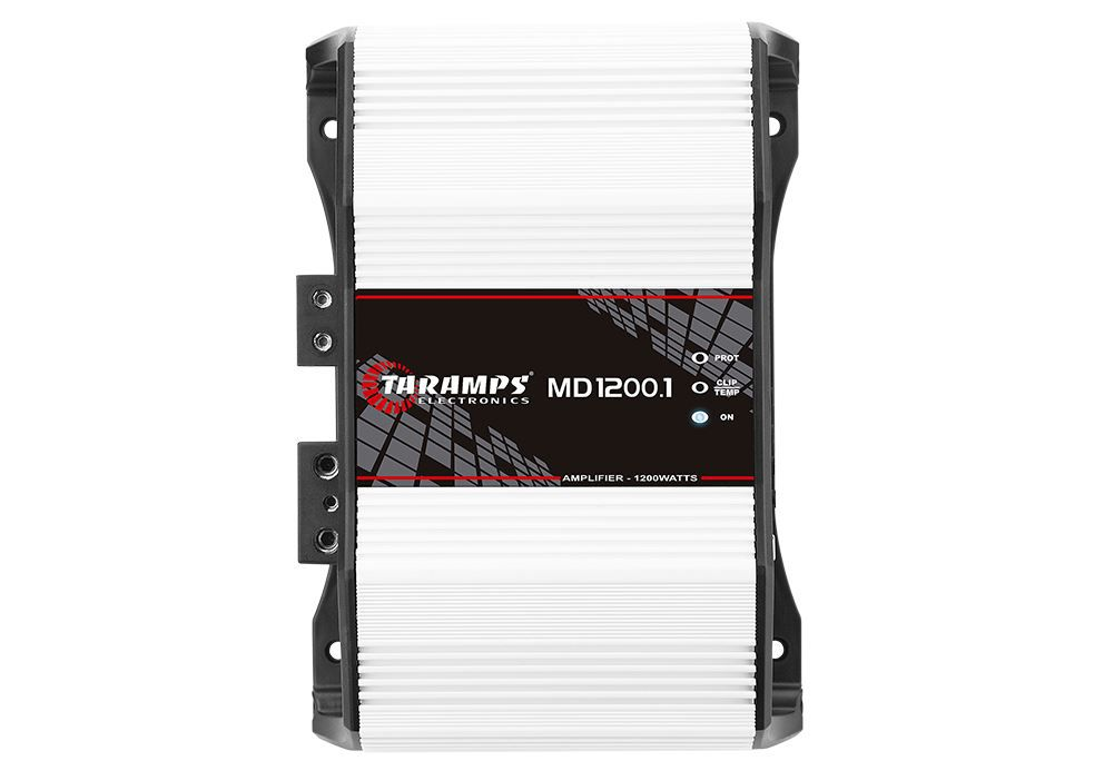 Módulo Amplificador Taramps MD 1200 1200W Rms 1 Ohms 1 Canal