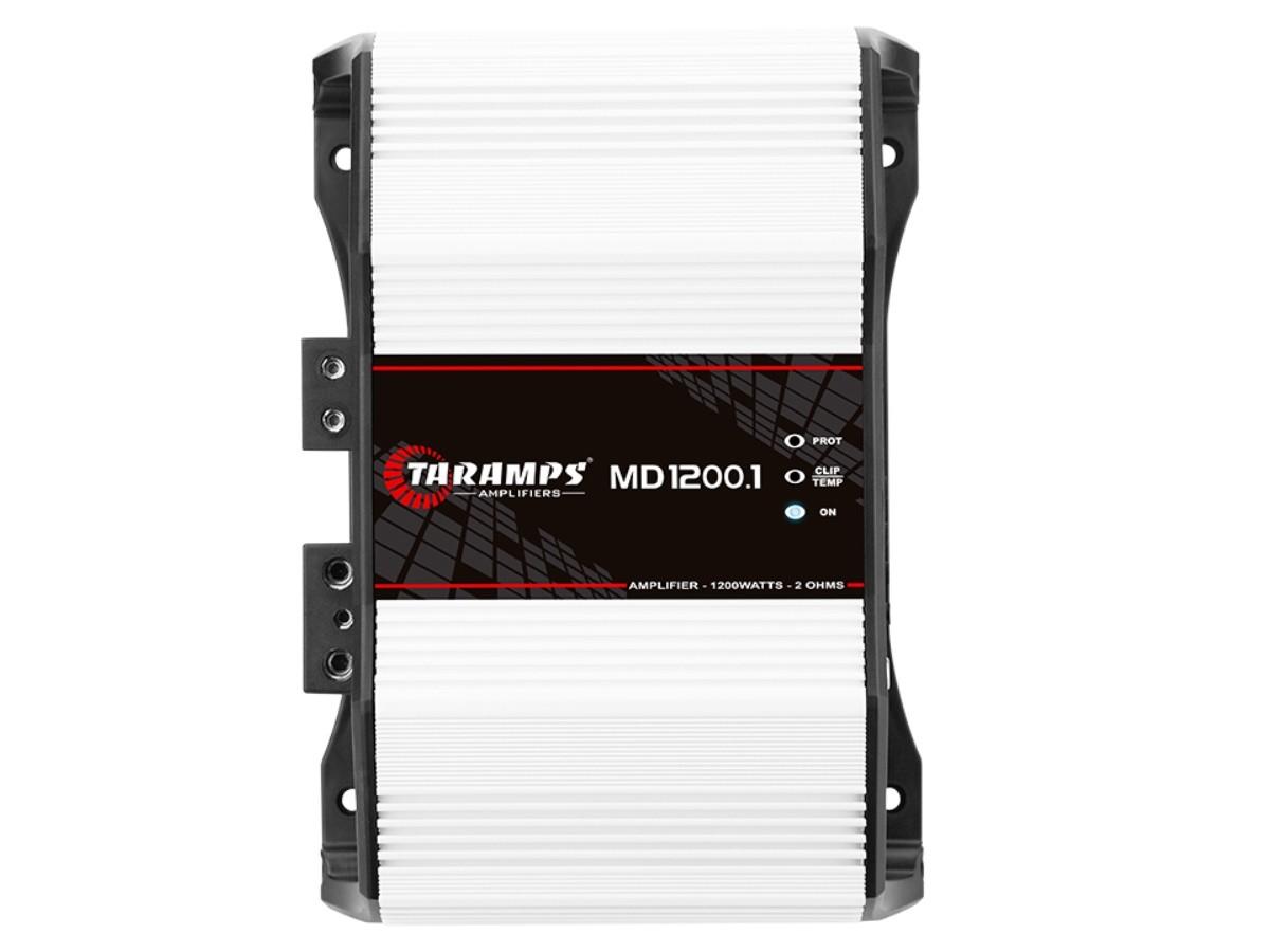 Módulo Amplificador Taramps MD 1200 1200W Rms 2 Ohms 1 Canal