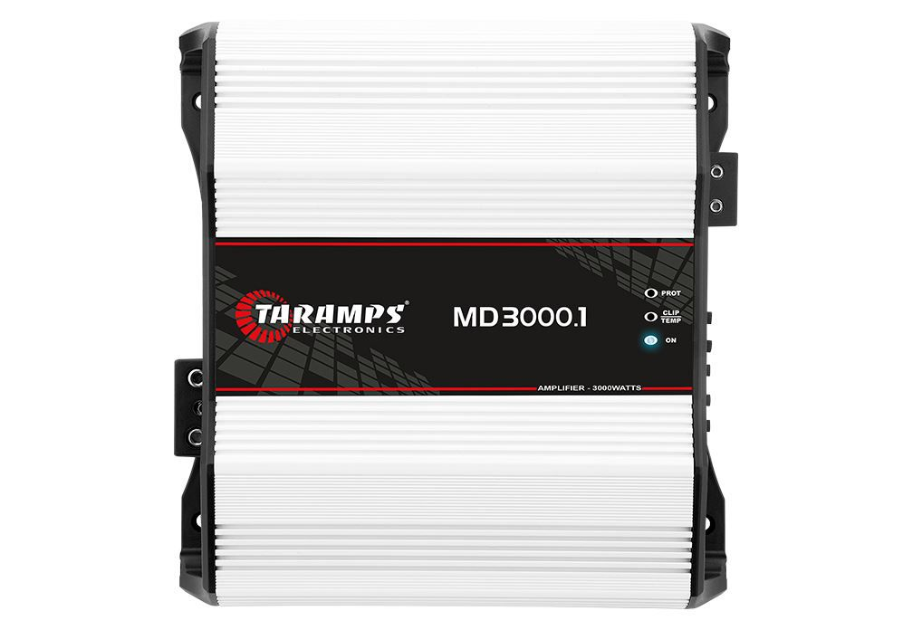 Módulo Amplificador Taramps MD 3000 3000W Rms 4 Ohms 1 Canal