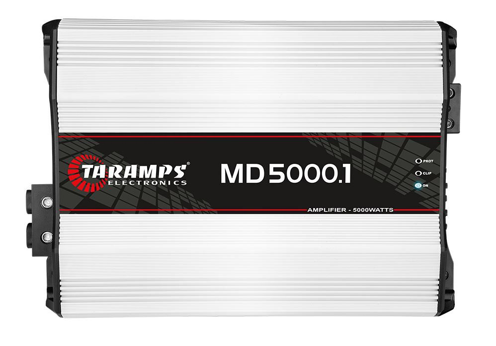 Módulo Amplificador Taramps MD 5000 5000W RMS 1 Ohms 1 Canal