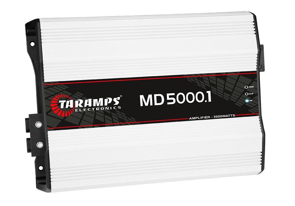 Módulo Amplificador Taramps MD 5000 5000W RMS 2 Ohms 1 Canal