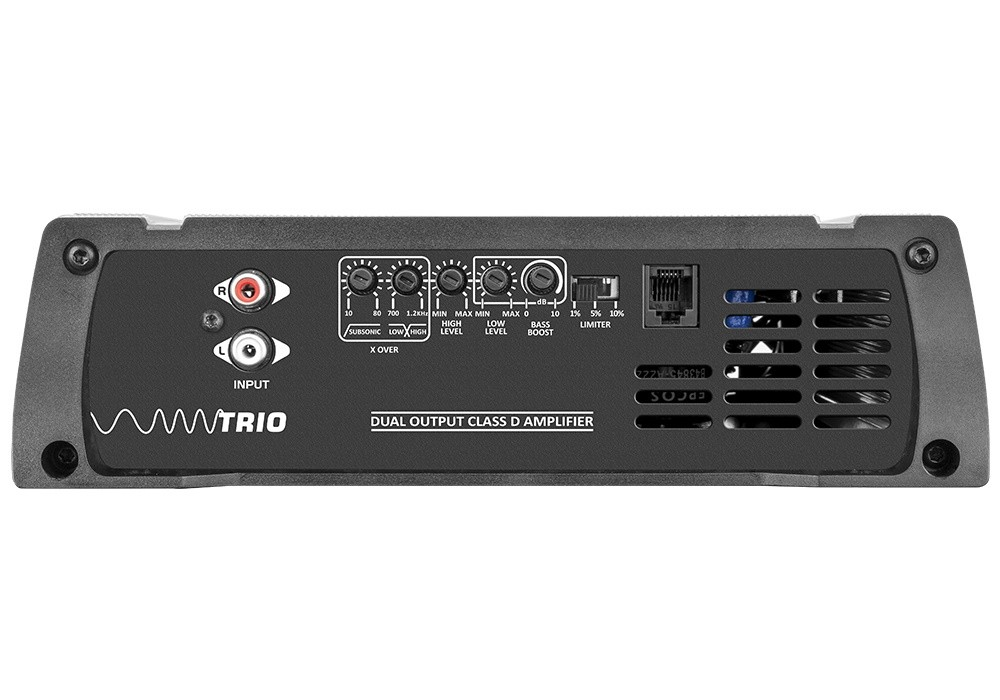 Módulo Amplificador Taramps Trio 3000 Rms 2 Ohms 1 Canal