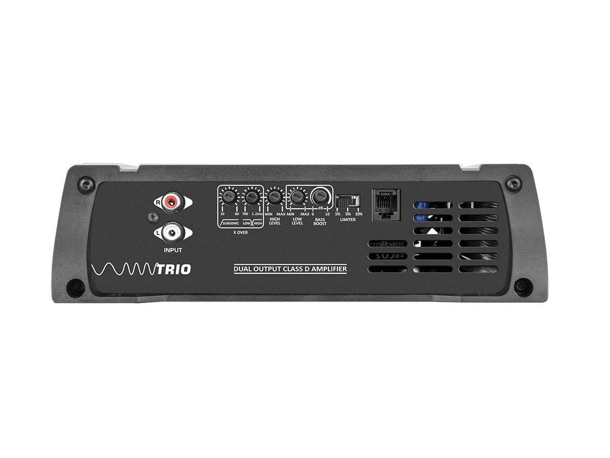 Módulo Amplificador Taramps Trio 3000 Rms 2 Ohms 1 Canal + 2 Vias
