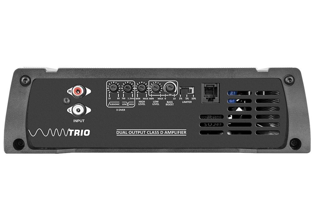 Módulo Amplificador Taramps Trio 3000 Rms 4 Ohms 1 Canal