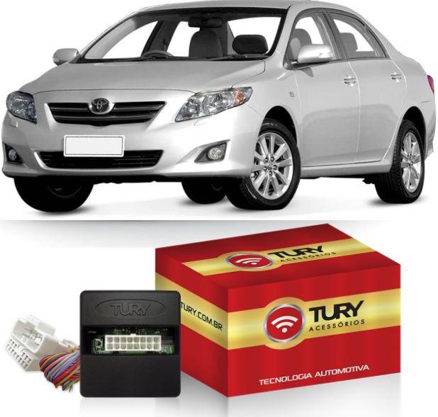 Módulo de Vidro Elétrico e Retrovisor Tillt down Tury Corolla XRS / ALTIS / SEG / XEI / GLI 2009 a 2014 PARK 5.4.3 AG