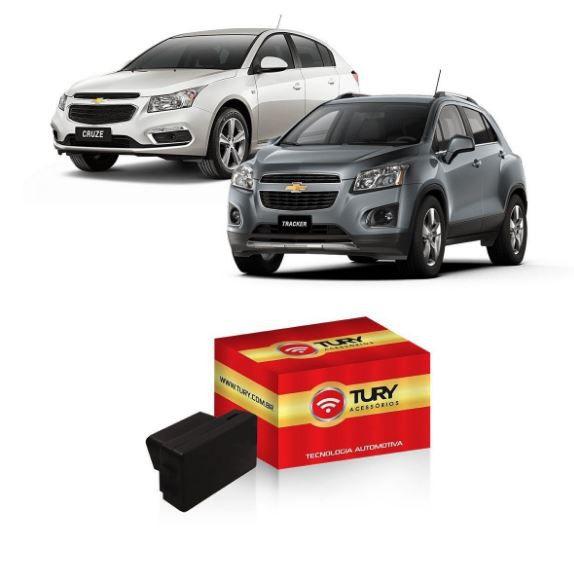 Módulo de Vidro Elétrico Tury Cruze, Tracker e Camaro 4 Portas OBD GM 1
