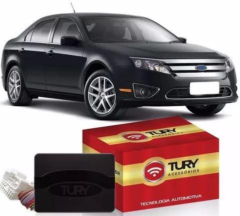 Módulo de Vidro Elétrico Tury Ford Fusion 2009 a 2012 4 Portas PRO 4.15 DM
