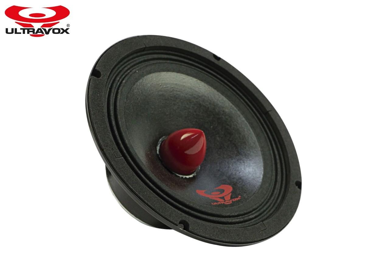 "Par Alto Falante Woofer Ultravox Ultra 200+ 8"" 200W Rms 8 Ohms"
