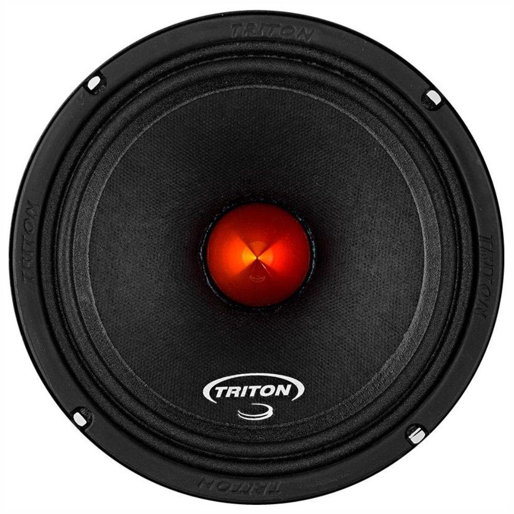 """Par de Alto Falante Woofer Triton 6"""" MBX 400 200W Rms 4 Ohms"""