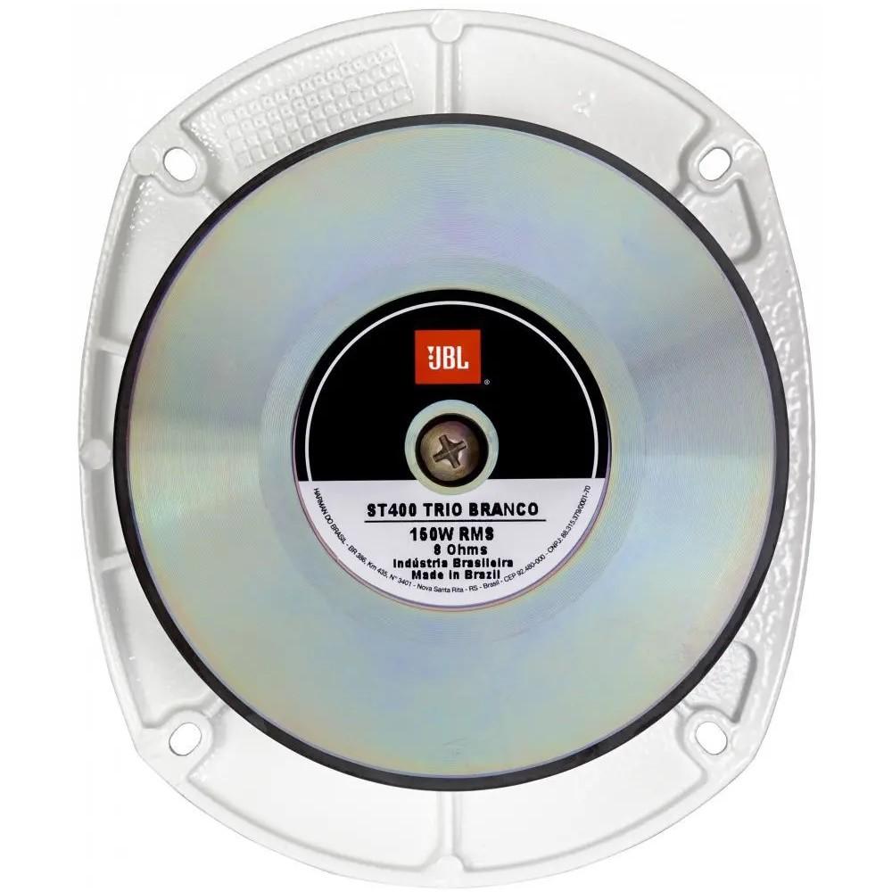 Super Tweeter JBL Selenium ST400 Trio 150W Rms 8 Ohms Branco