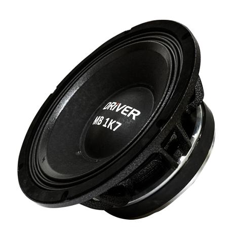 "Alto Falante Woofer 7Driver 12"" MB 1K7 850W Rms 4 Ohms"