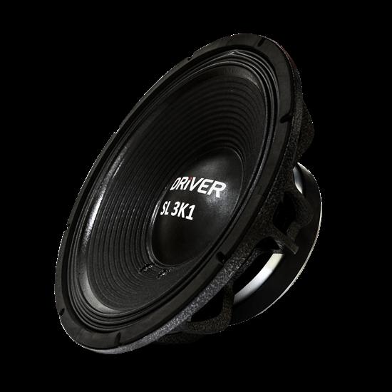 "Alto Falante Woofer 7Driver 15"" SL 3K1 1550W Rms 4 Ohms"