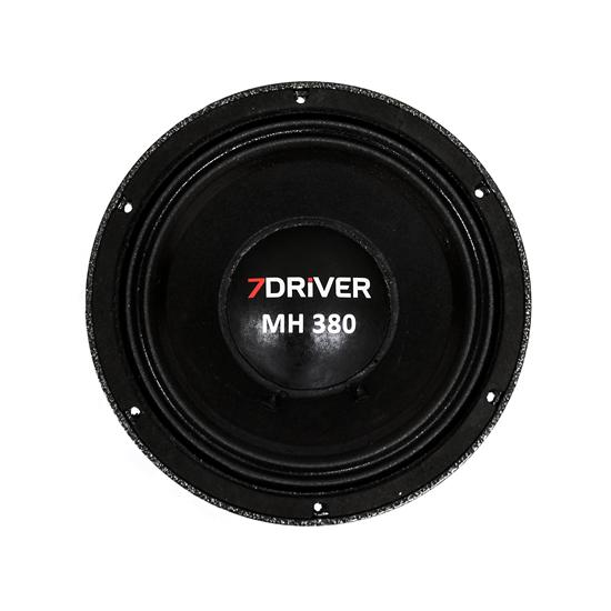 "Alto Falante Woofer 7Driver 8"" MH 380 380W Rms 8 Ohms"