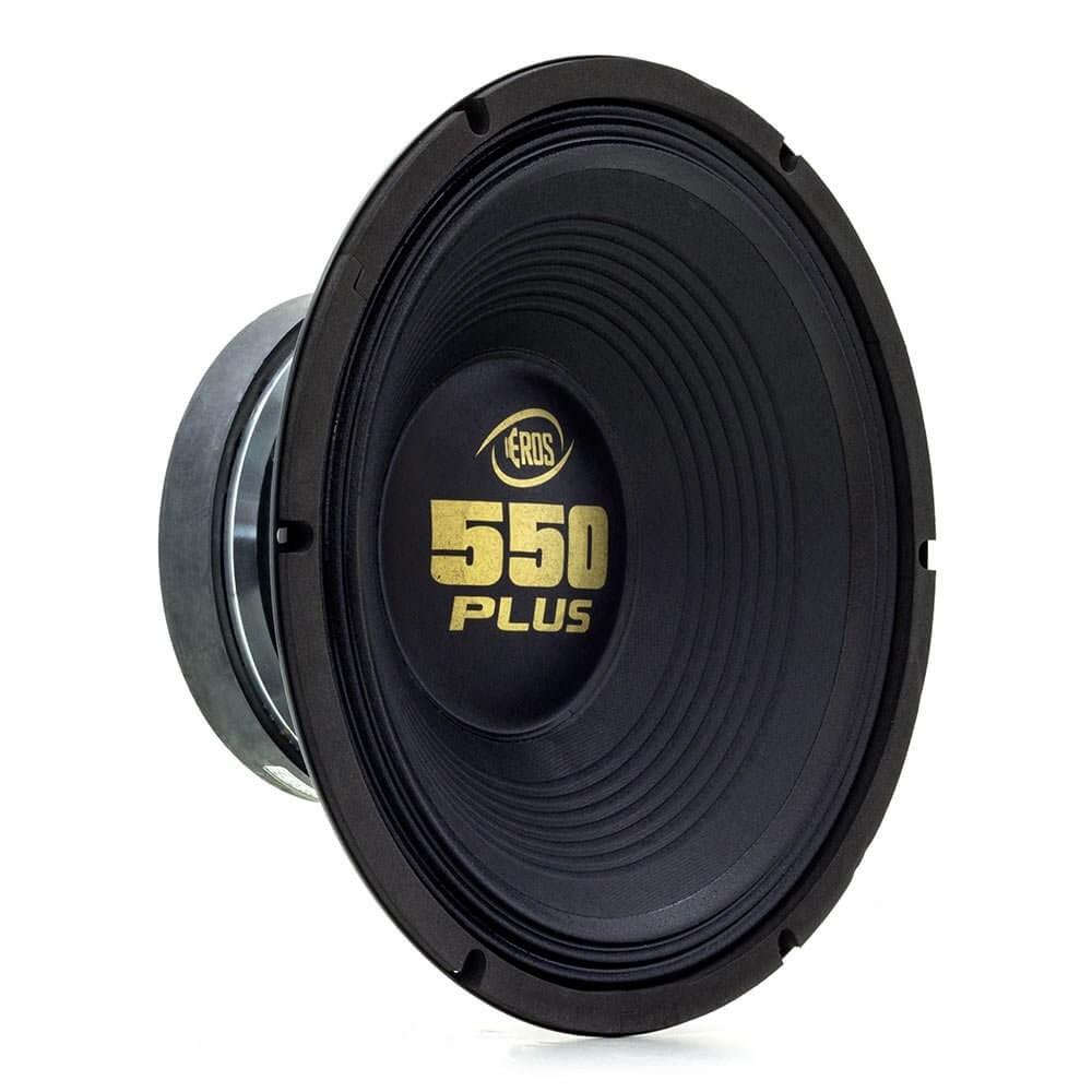 """Alto Falante Woofer Eros 12"""" E12 550 Plus 550W Rms 4 Ohms"""