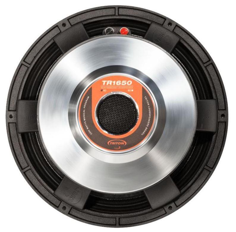 "Alto Falante Woofer Triton 12"" TR 1650 1650W Rms 4 Ohms"